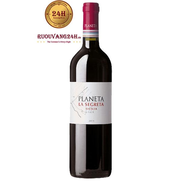 Rượu Vang Planeta La Segreta Rosso IGT Sicilia Red