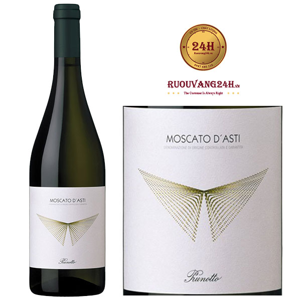 Rượu Vang Prunotto Moscato DOCG
