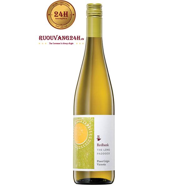 Rượu Vang Redbank Long Paddock Pinot Grigio