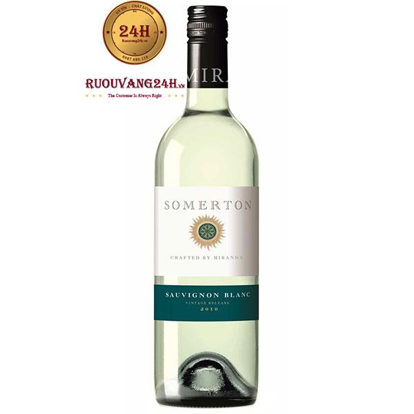 Rượu Vang Somerton Sauvignon Blanc