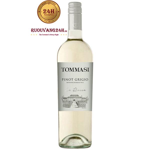 Rượu Vang Tommasi Le Rosse Pinot Grigio