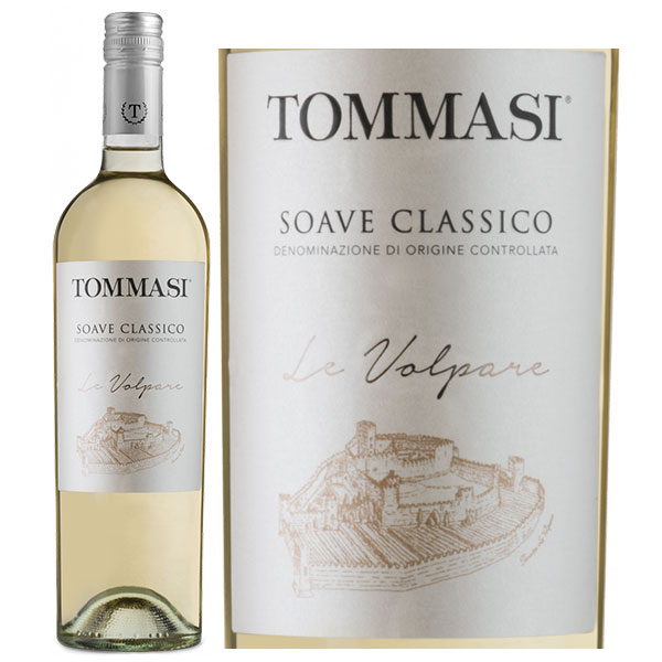 Rượu Vang Tommasi Le Volpare Soave Classico DOCG