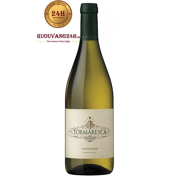 Rượu Vang Tormaresca Chardonnay Puglia IGT