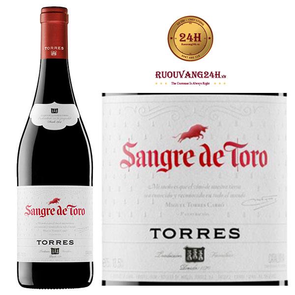 Rượu Vang Torres Sangre de Toro