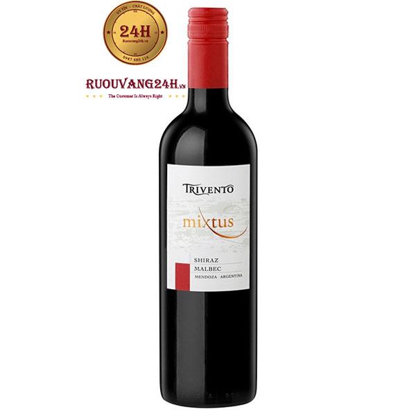 Rượu Vang Trivento Mixtus Syrah Malbec Mendoza