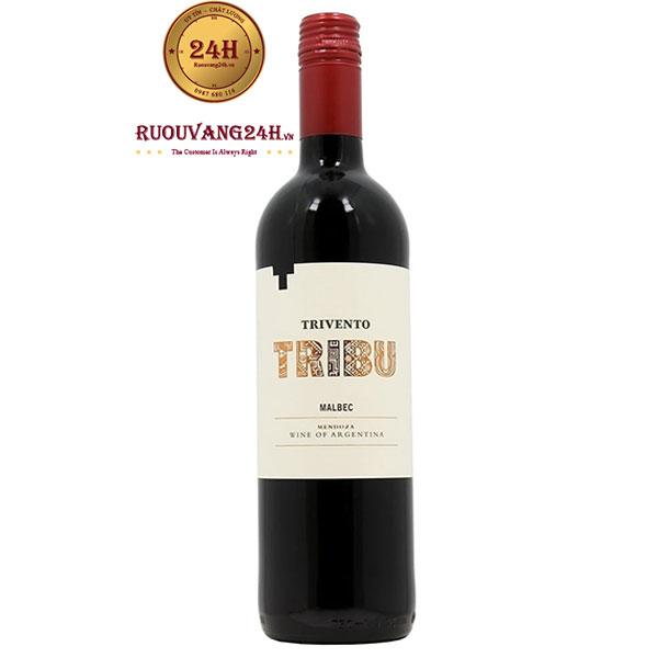 Rượu Vang Trivento Tribu Malbec Mendoza