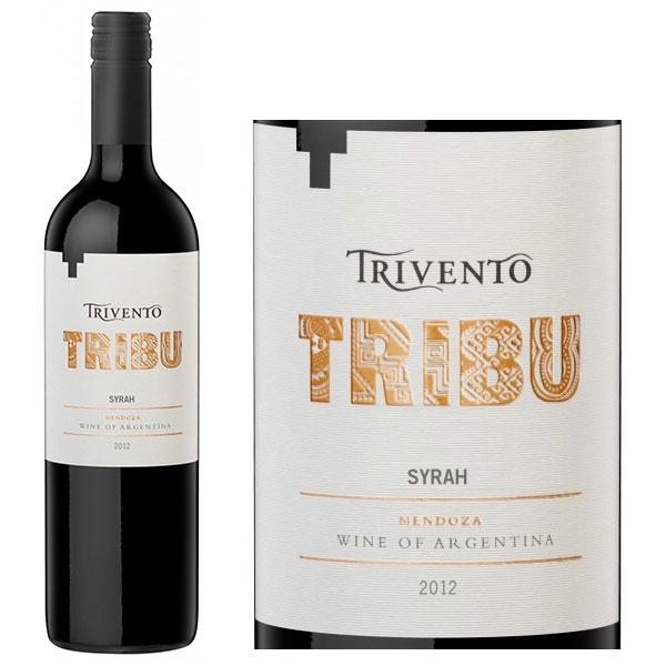 Rượu Vang Trivento Tribu Syrah Mendoza