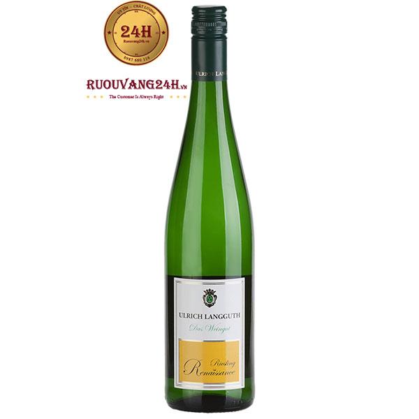 Rượu Vang Ulrich Langguth Riesling
