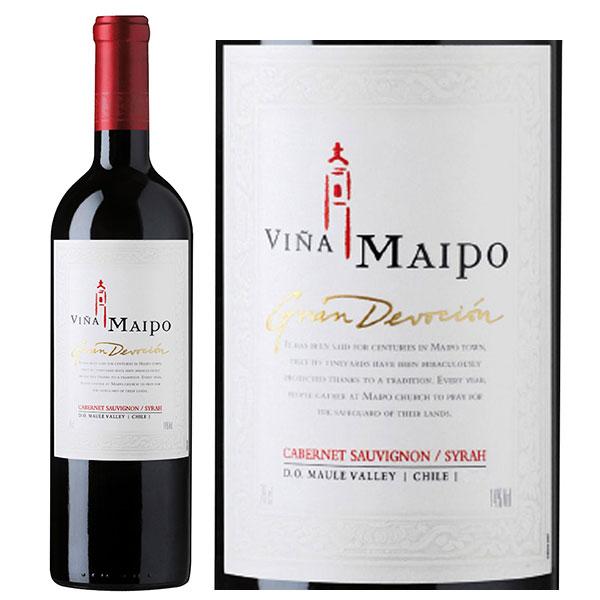 Rượu Vang Vina Maipo Gran Devocion