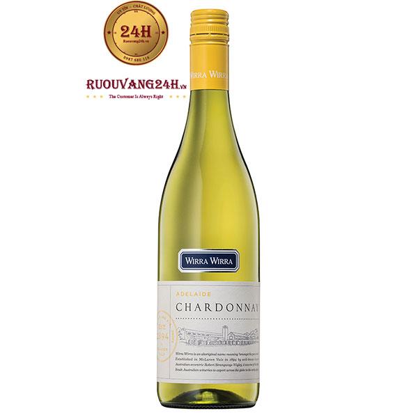 Rượu Vang Wirra Wirra Adelaide Chardonnay