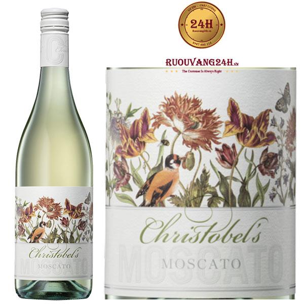 Rượu Vang Yalumba Christobel's Moscato