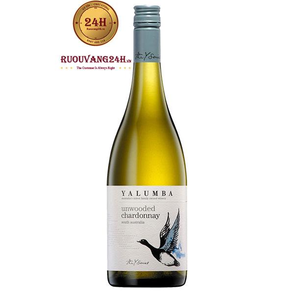 Rượu Vang Yalumba Y Series Unwooded Chardonnay
