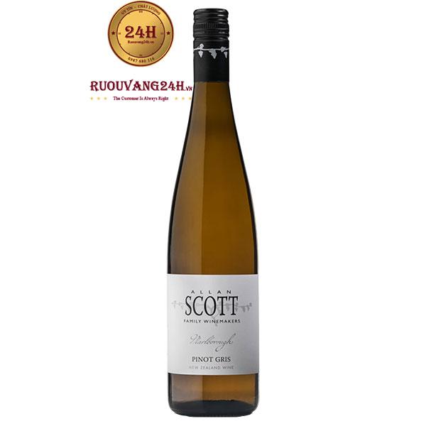 Rượu Vang Allan Scott – Pinot Gris