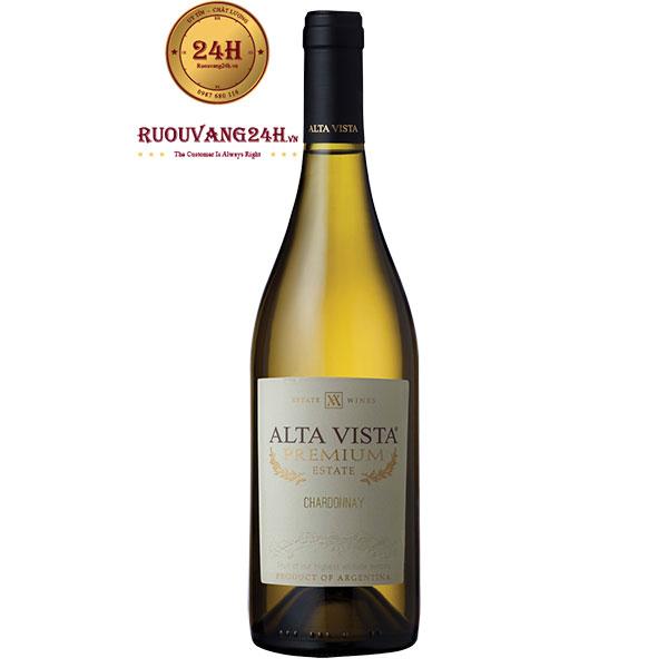 Rượu vang Alta Vista Premium Chardonnay