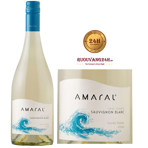 Rượu vang Amaral Sauvignon Blanc