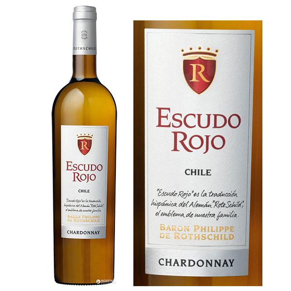 Rượu Vang Escudo Rojo Chardonnay