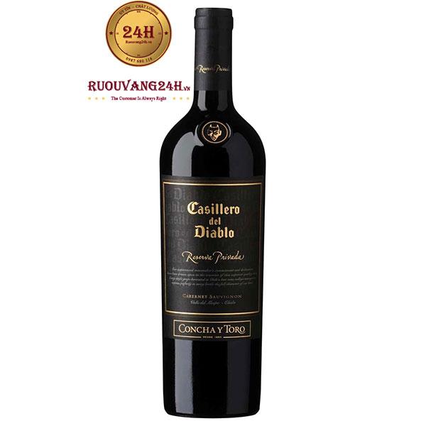 Rượu Vang Casillero Del Diablo Reserva Privada