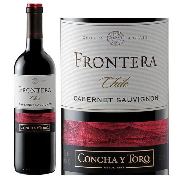 Rượu vang Concha Y Toro Frontera Cabernet Sauvignon Central Valley