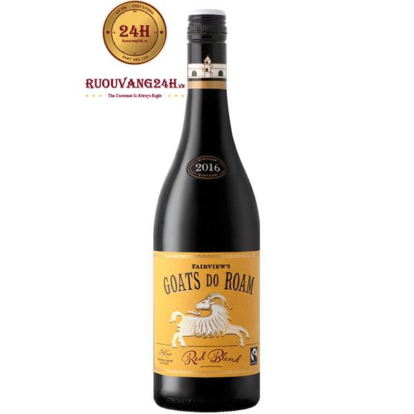 Rượu Vang Fairview Goats Do Roam Western Cape