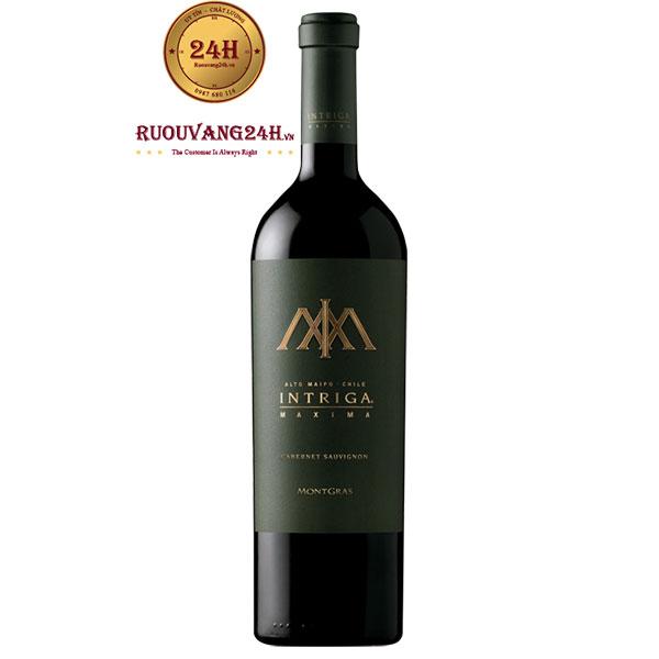 Rượu vang Intriga Maxima