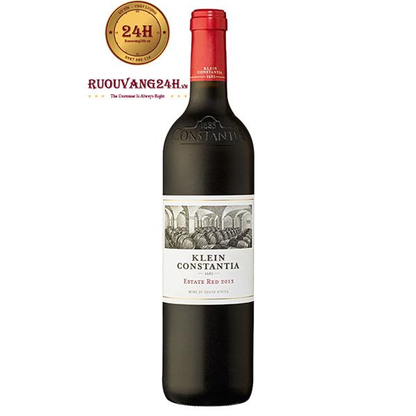 Rượu Vang Kelin Constantia Red Constantia WO