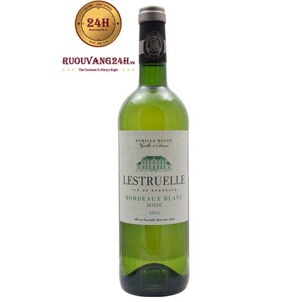 Rượu Vang Lestruelle Blanc