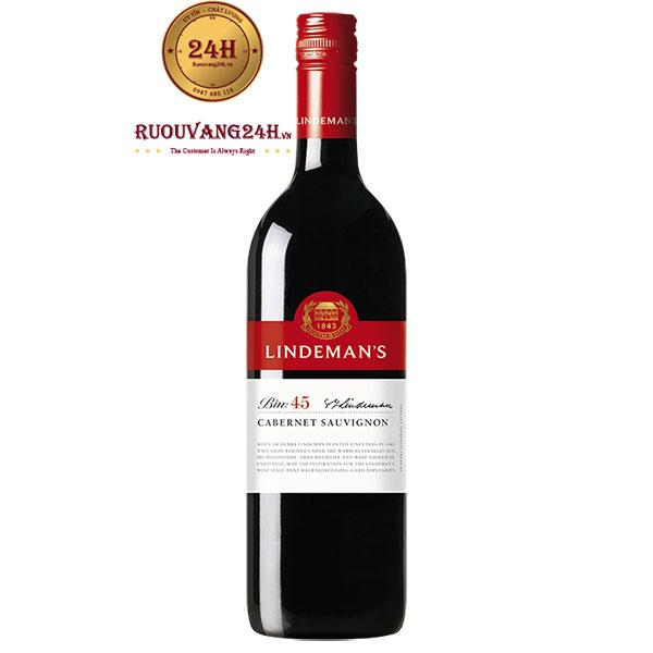 Rượu vang Lindeman's Bin 45 Cabernet Sauvignon