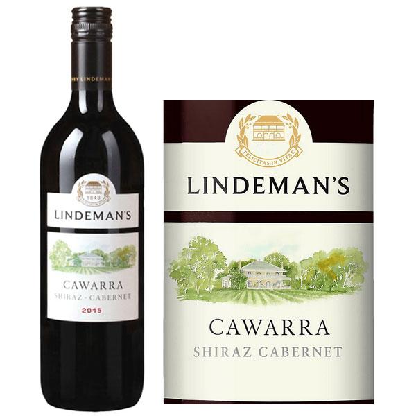 Rượu vang Lindeman's Cawarra Shiraz Cabernet