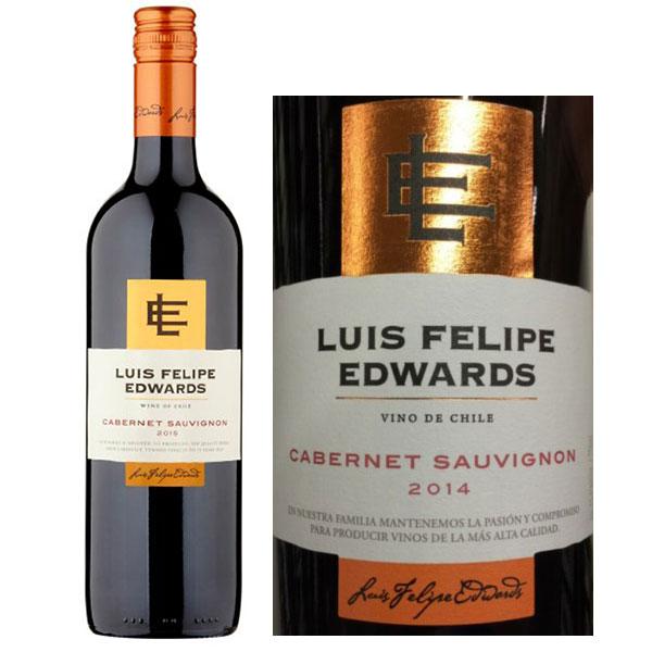 Rượu vang Luis Felipe Edwards Cabernet Sauvignon