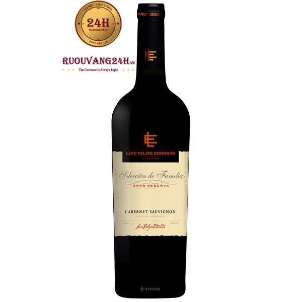 Rượu vang Luis Felipe Gran Reserva Cabernet Sauvignon