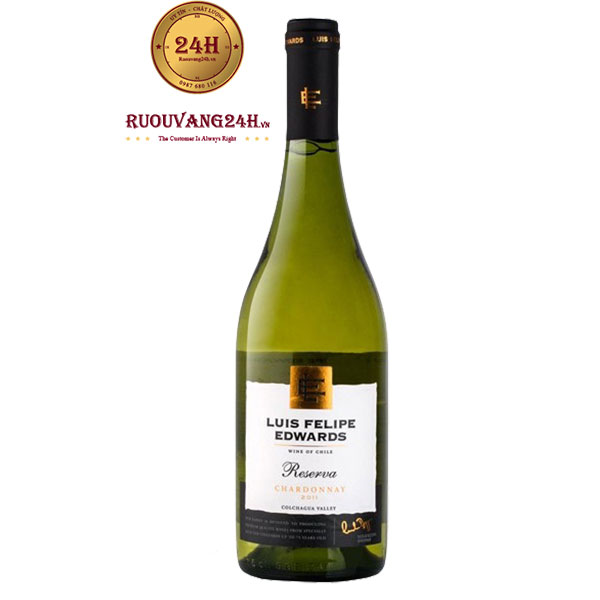 Rượu vang Luis Felipe Reserva Chardonnay