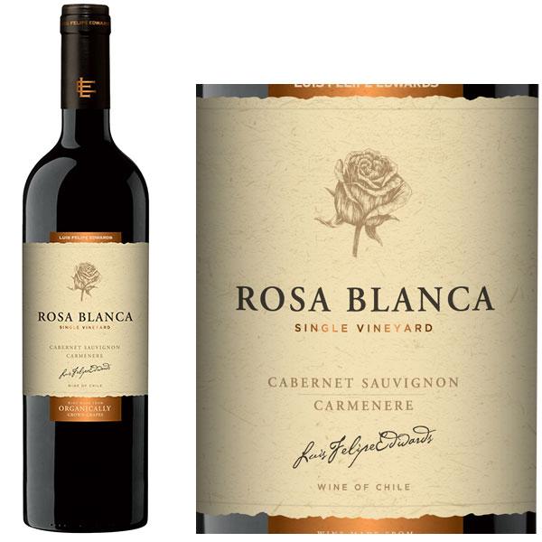 Rượu vang Luis Felipe Rosa Blanca Organic