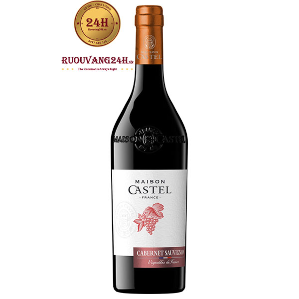 Rượu Vang Maison Castel Cabernet Sauvignon