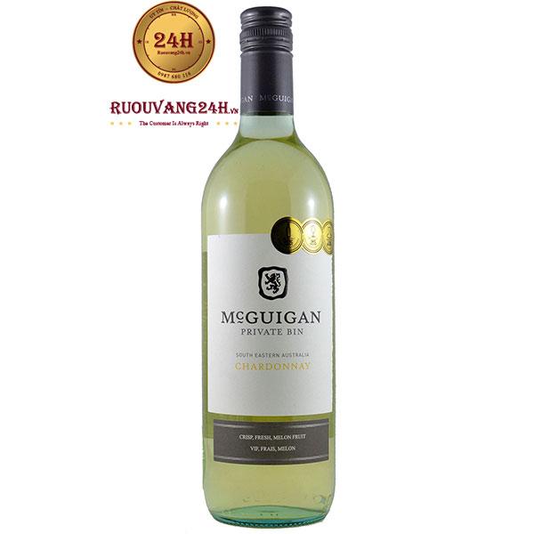 Rượu vang McGuigan Private Bin