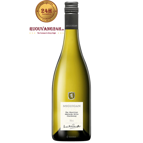 Rượu vang McGuigan The Shortlist Chardonnay