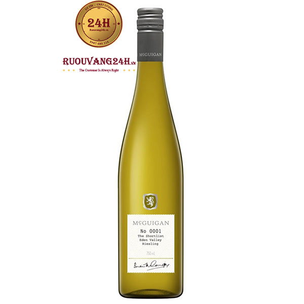 Rượu vang McGuigan The Shortlist Riesling