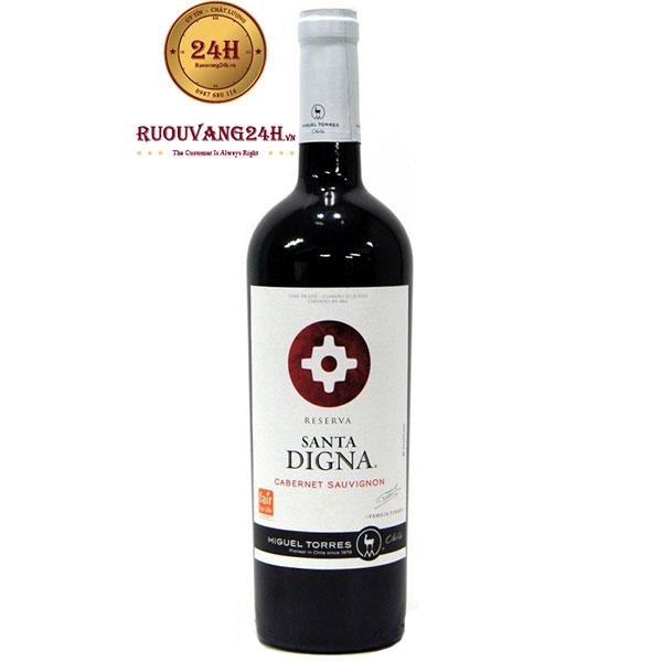 Rượu Vang Santa Digna Reserva Cabernet Sauvignon