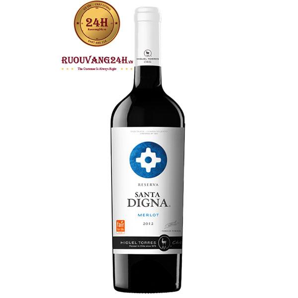 Rượu vang Miguel Torres Santa Digna Merlot Reserva