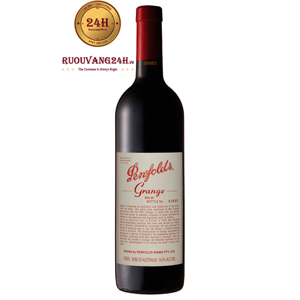 Rượu Vang Penfolds Grange Shiraz