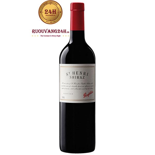 Rượu Vang Penfolds St Henri Shiraz