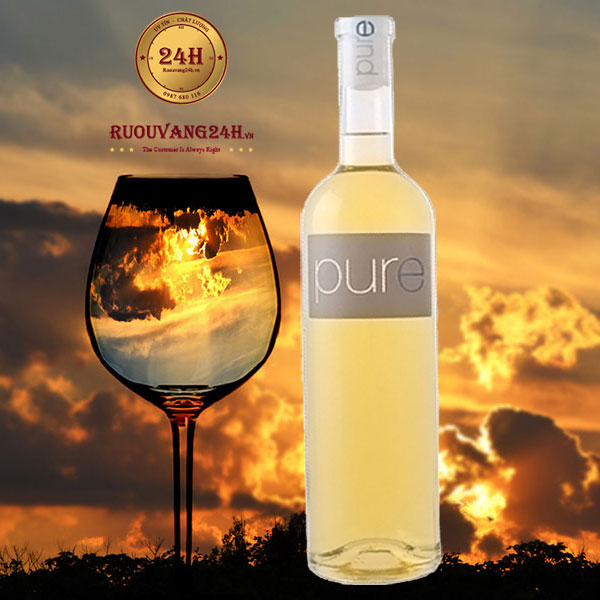 Rượu Vang Pure Sauvignon Blanc