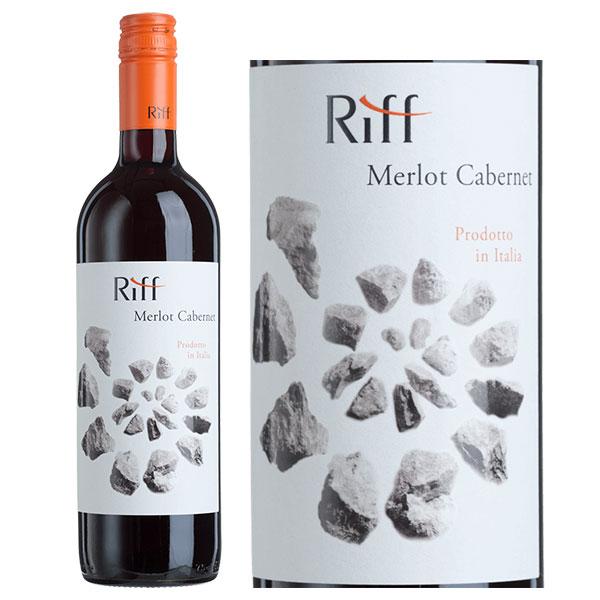 Rượu vang Riff Merlot Cabernet IGT Alto Adige