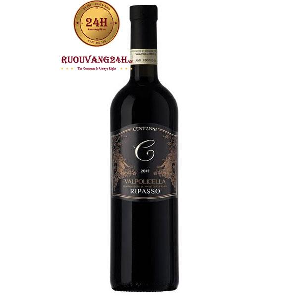 Rượu vang Ripasso Valpolicella Cent'Anni – DOC