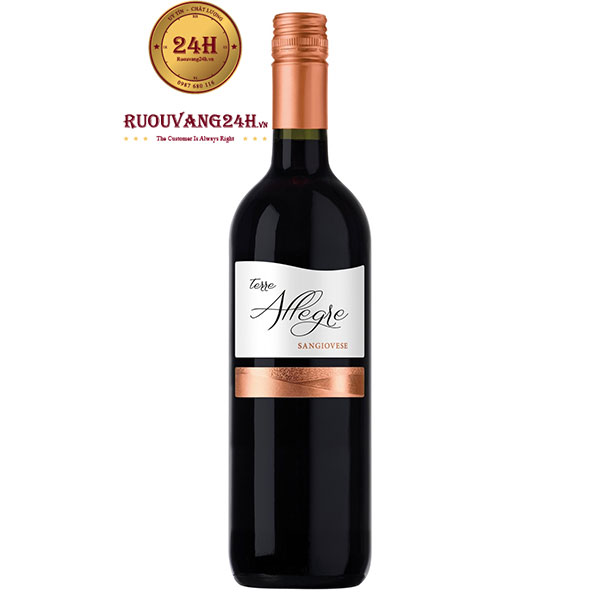 Rượu vang Terre Allegre – IGT Sangiovese