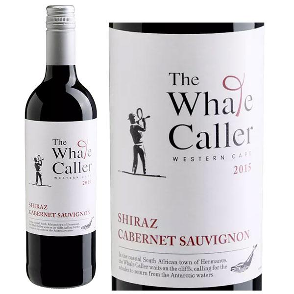 Rượu vang The Whale Caller Shiraz Cabernet Sauvignon Western Cape