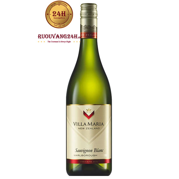 Rượu Vang Villa Maria Private Bin Sauvignon Marlborough