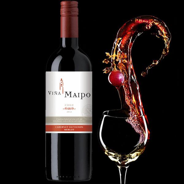 Rượu vang Vina Maipo Cabernet Sauvignon Merlot