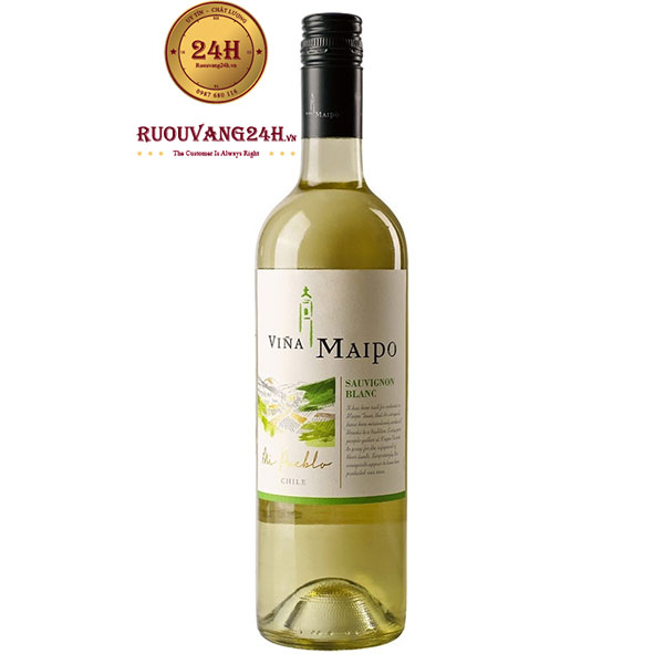 Rượu vang Vina Maipo Mi Pueblo Sauvignon Blanc
