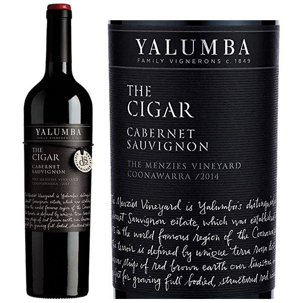Rượu vang Yalumba The Cigar Cabernet Sauvignon