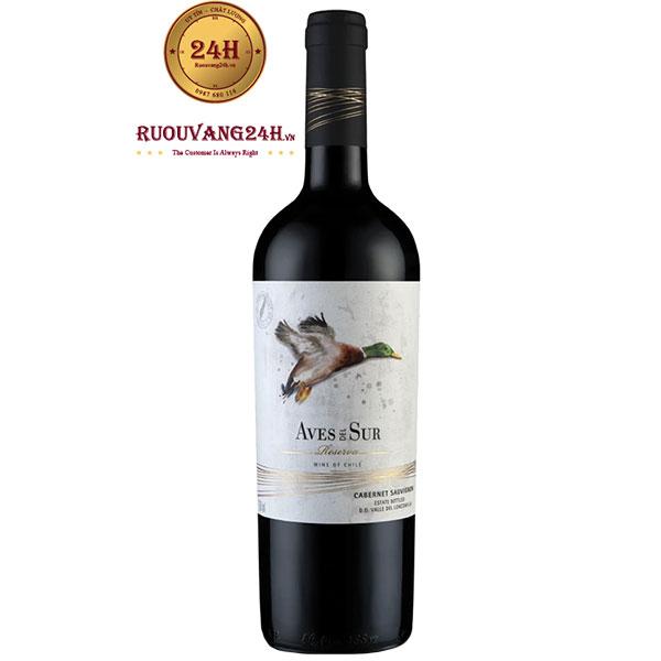 Rượu Vang Chile Aves Del Sur Cabernet Sauvignon